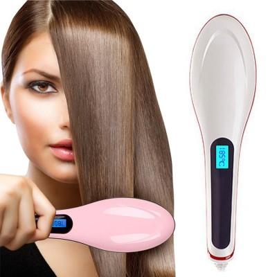 brosse lissante pour des cheveux bien souple